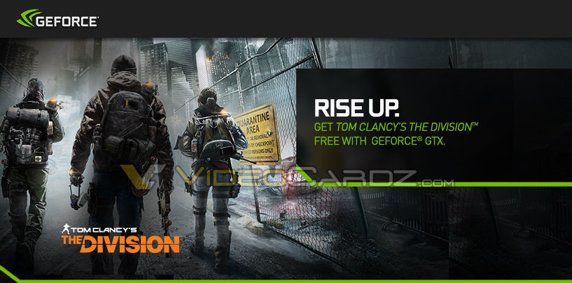 nVIDIA-Tom Clancy's The Division