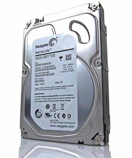seagate HDD 600