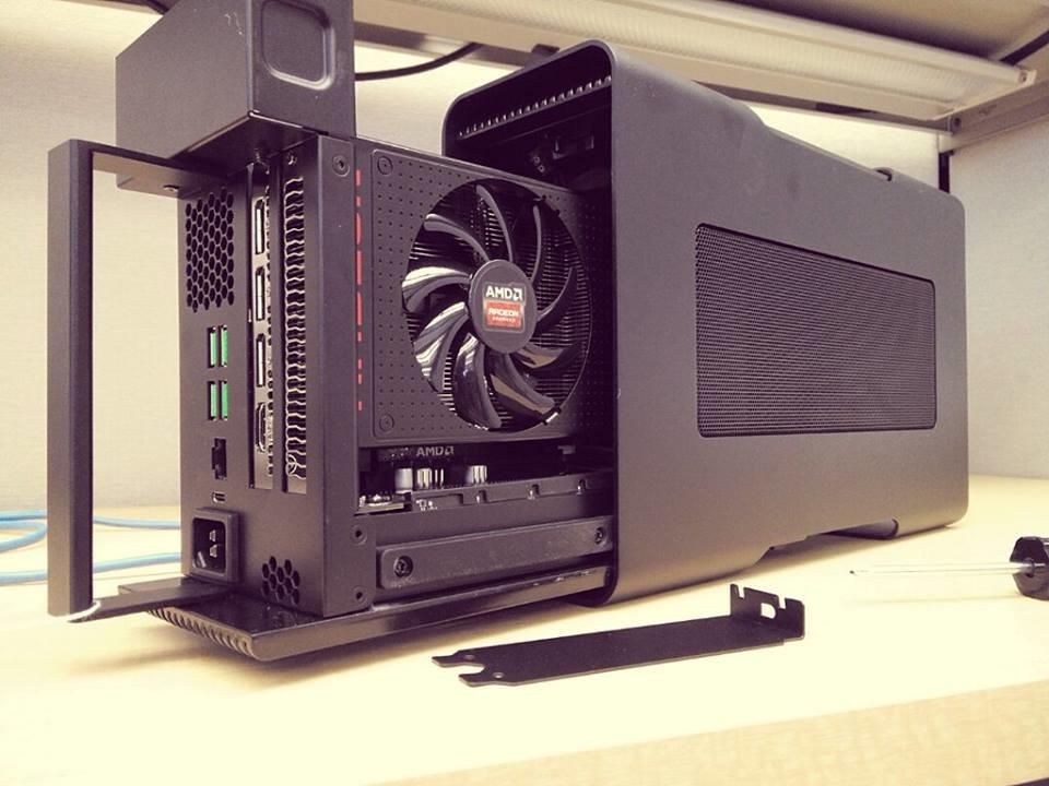 AMD Universal External Graphics Standard 600