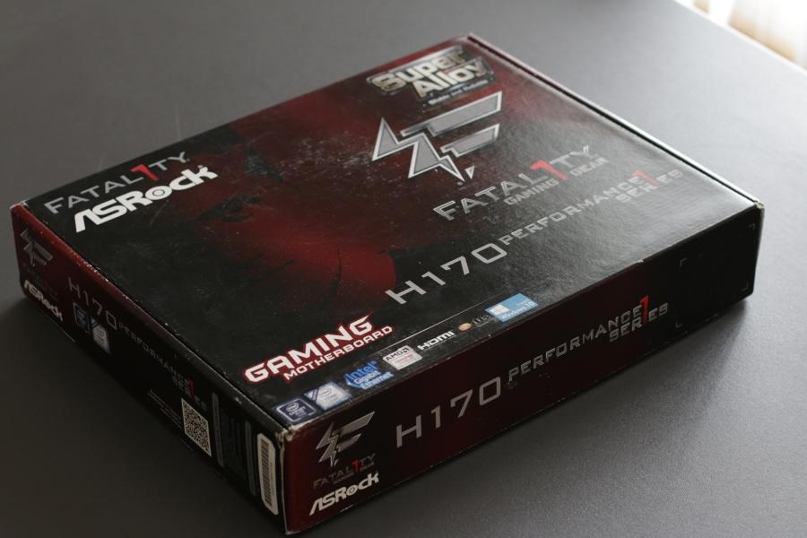 ASRock Fatal1ty H170 (1)