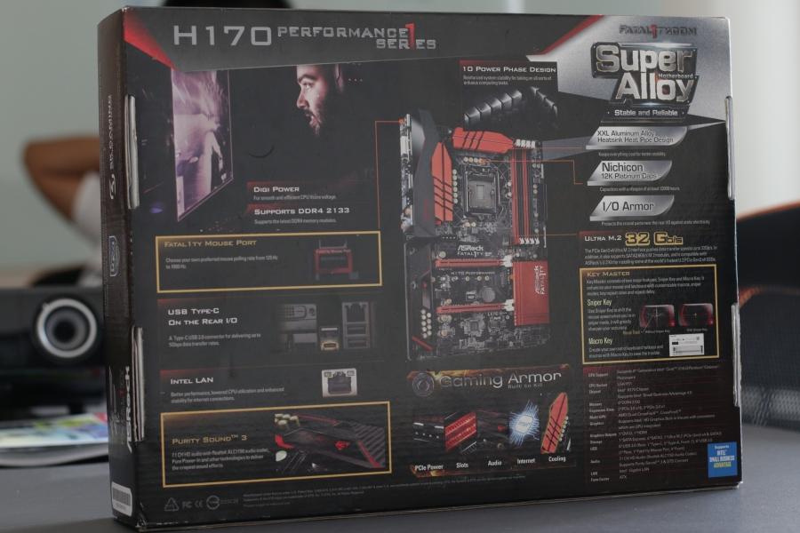ASRock Fatal1ty H170 (2)