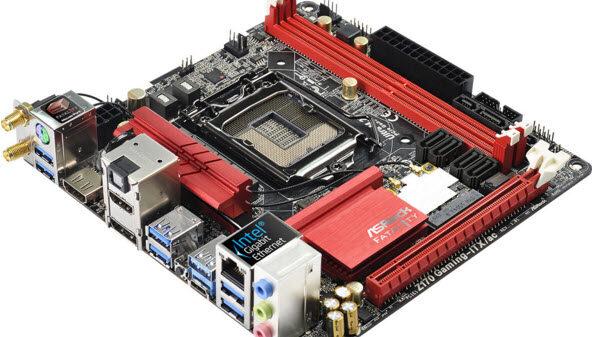 ASRock Fatal1ty Z170 Gaming ITX
