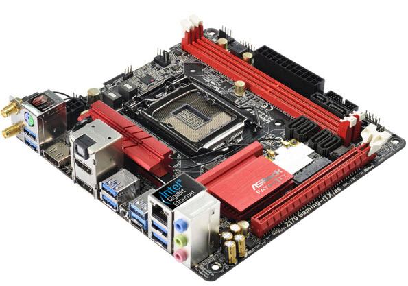 ASRock Fatal1ty Z170 Gaming-ITX