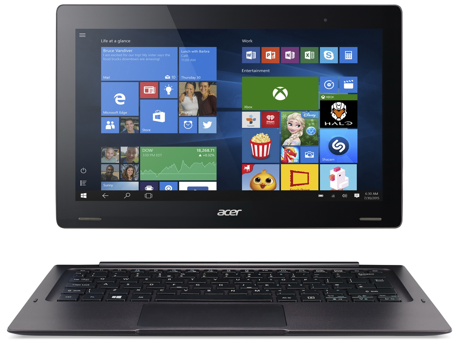 Acer Switch 12 S Pro 600 01