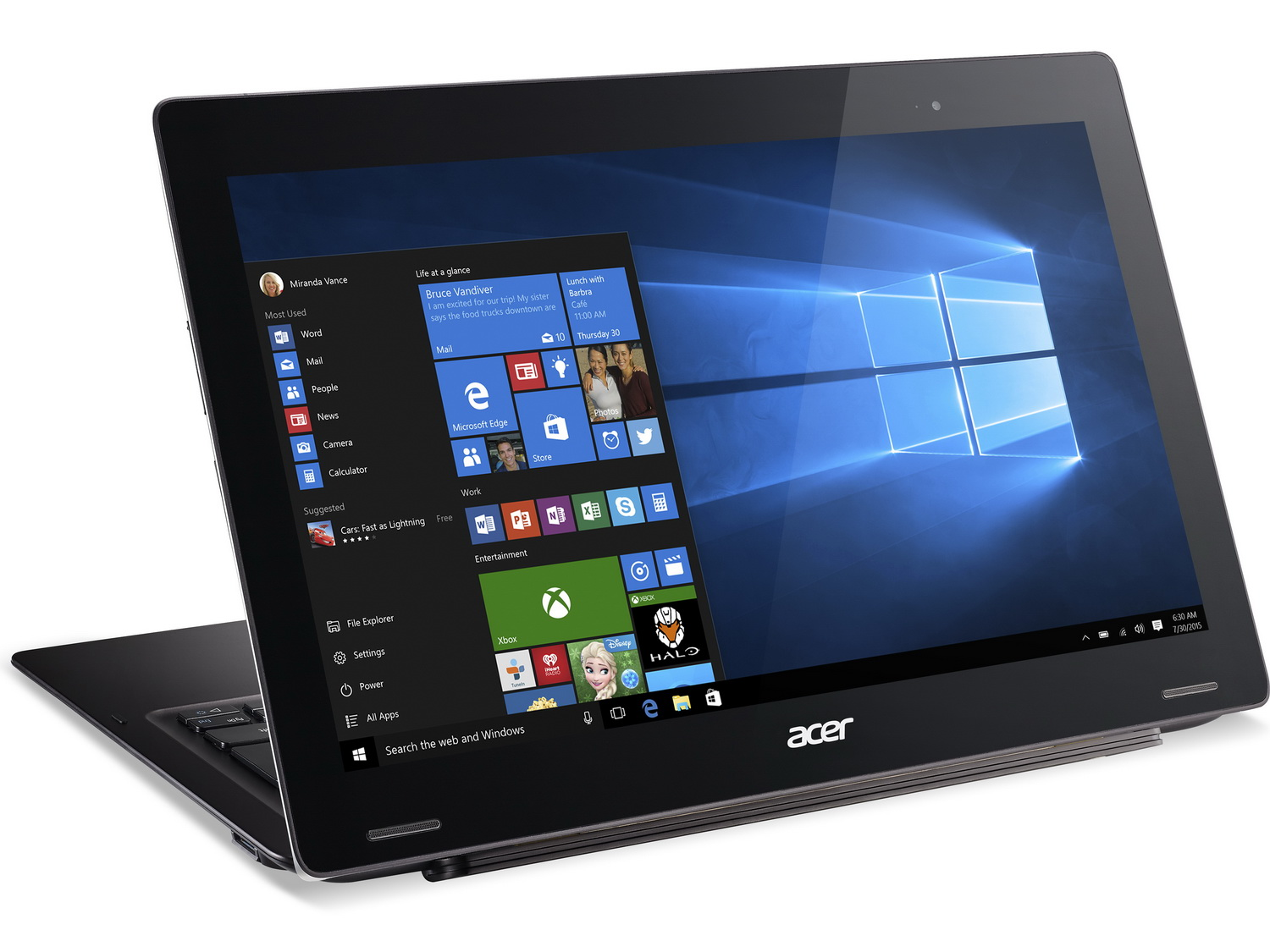 Acer Switch 12 S Pro 600 03