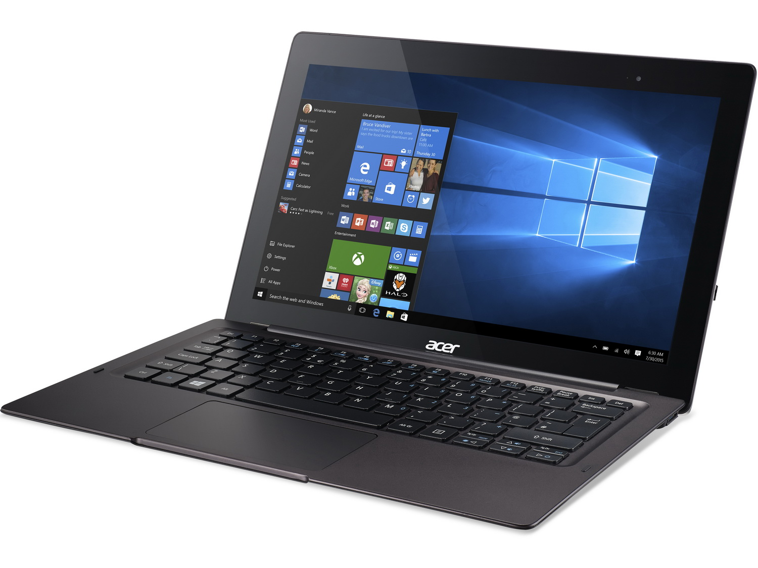 Acer Switch 12 S Pro 600 05