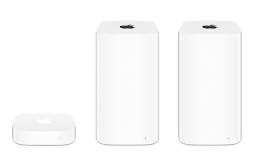 AirPort Express_Extreme_Capsule 600