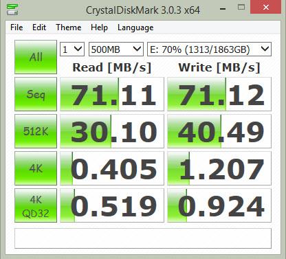 CrystalDisk-HDD
