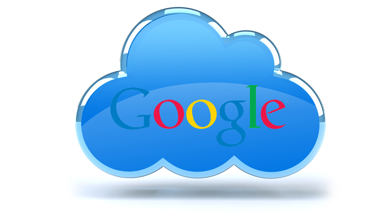 Google-Drive logo with cloud 600