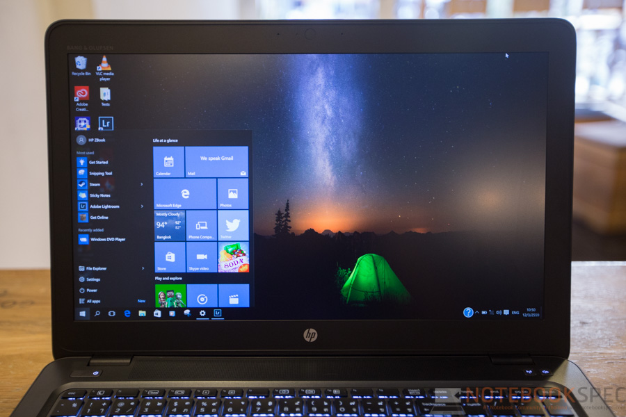 HP Zbook 15u G3 Mobile Workstation Review-11