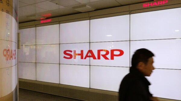 Sharp company 600 01