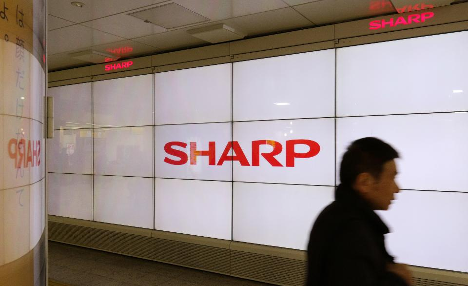 Sharp company 600 01