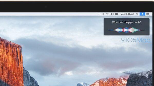 Siri on Mac 9to5mac 600