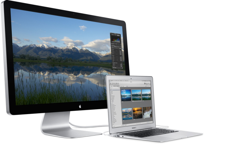 Thunderbolt Display 600
