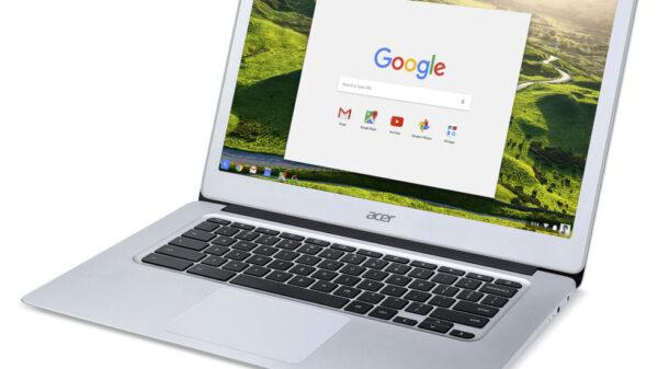 acer Chromebook fullhs
