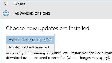 disable update windows 10 3