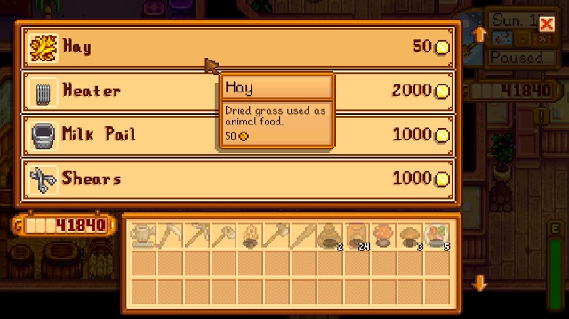 stardew valley how to get silo
