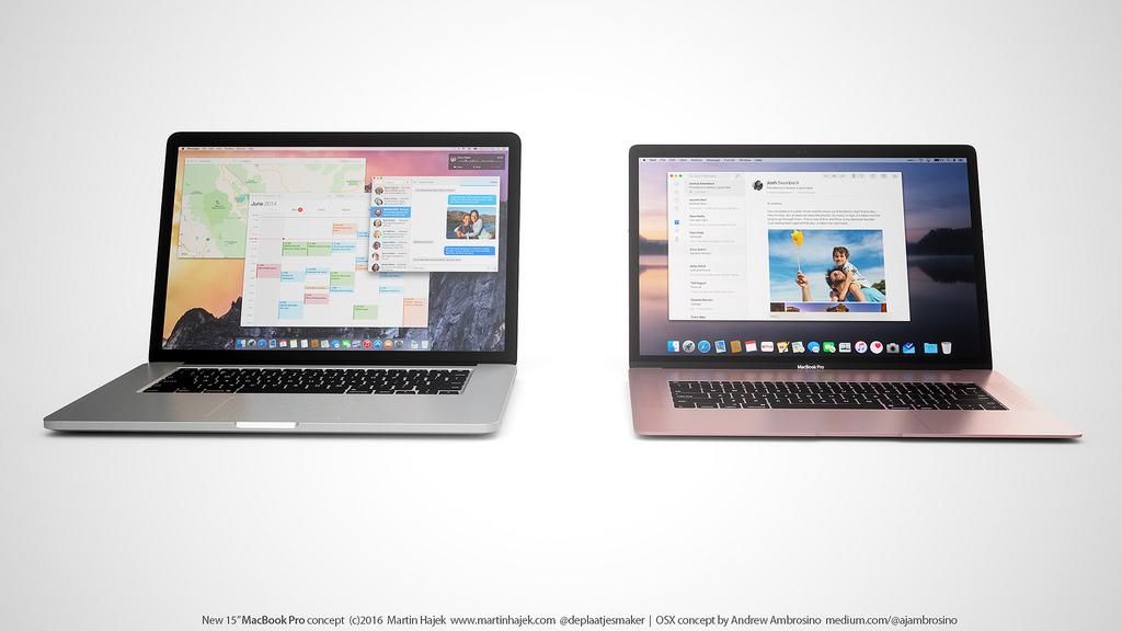 13- and 15-inch MacBook Pro rander by Martin Hajek 600 01