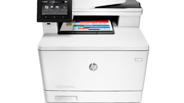 2 HP Color LaserJet Pro MFP M377dw Printer