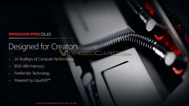 AMD Radeon Pro Duo 600 08