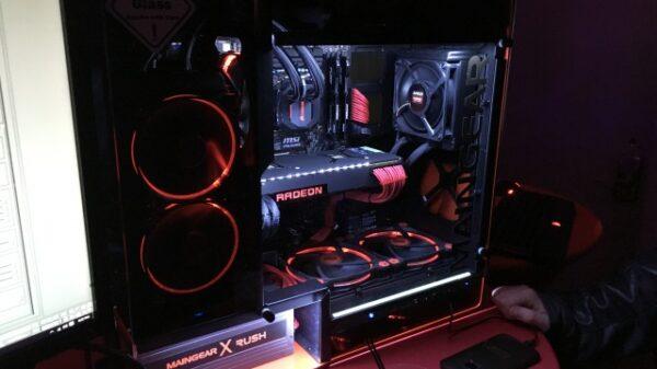 AMD Radeon Pro Duo 600 10