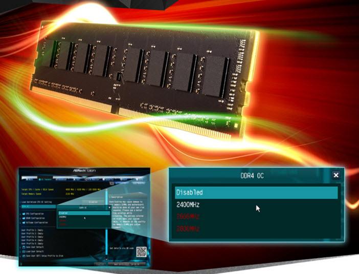 ASRock Z170M Pro4-DDR4 OC
