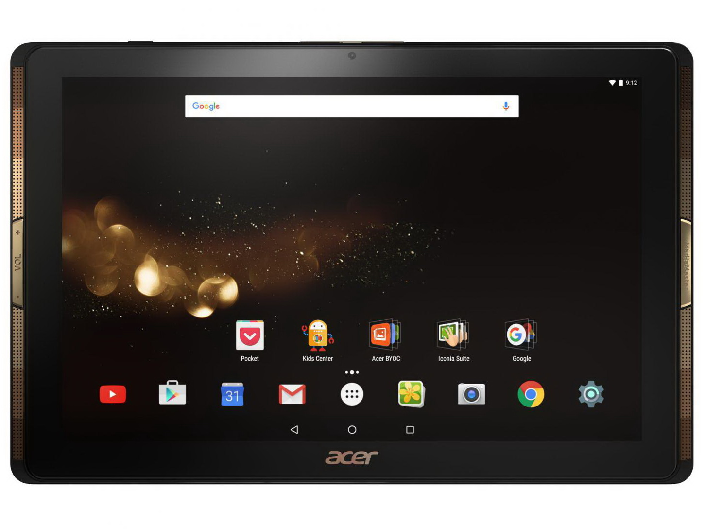 Acer Iconia Tab 10 A3-A40 600 05