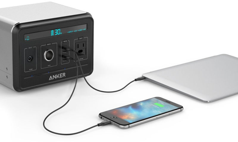 Anker powerhouse 600 02