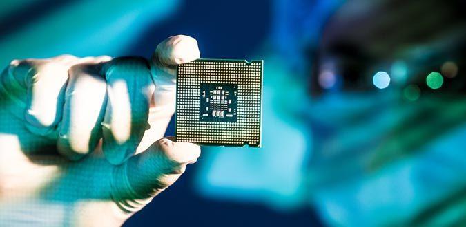 CPU waffer 600