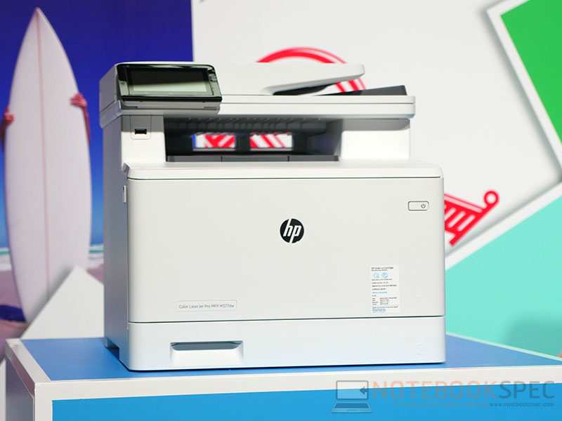 HP Color LaserJet Pro MFP M377