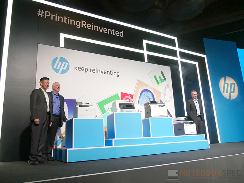 HP Launch