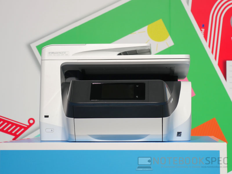 HP OfficeJet Pro 8730 All-in-One