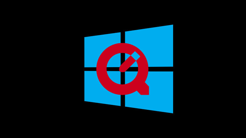 Quicktime on windows pic by Gizmodo 600