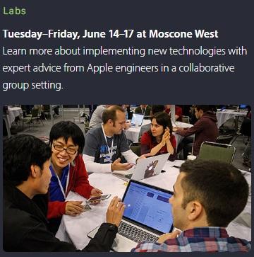 WWDC 2016 labs 600