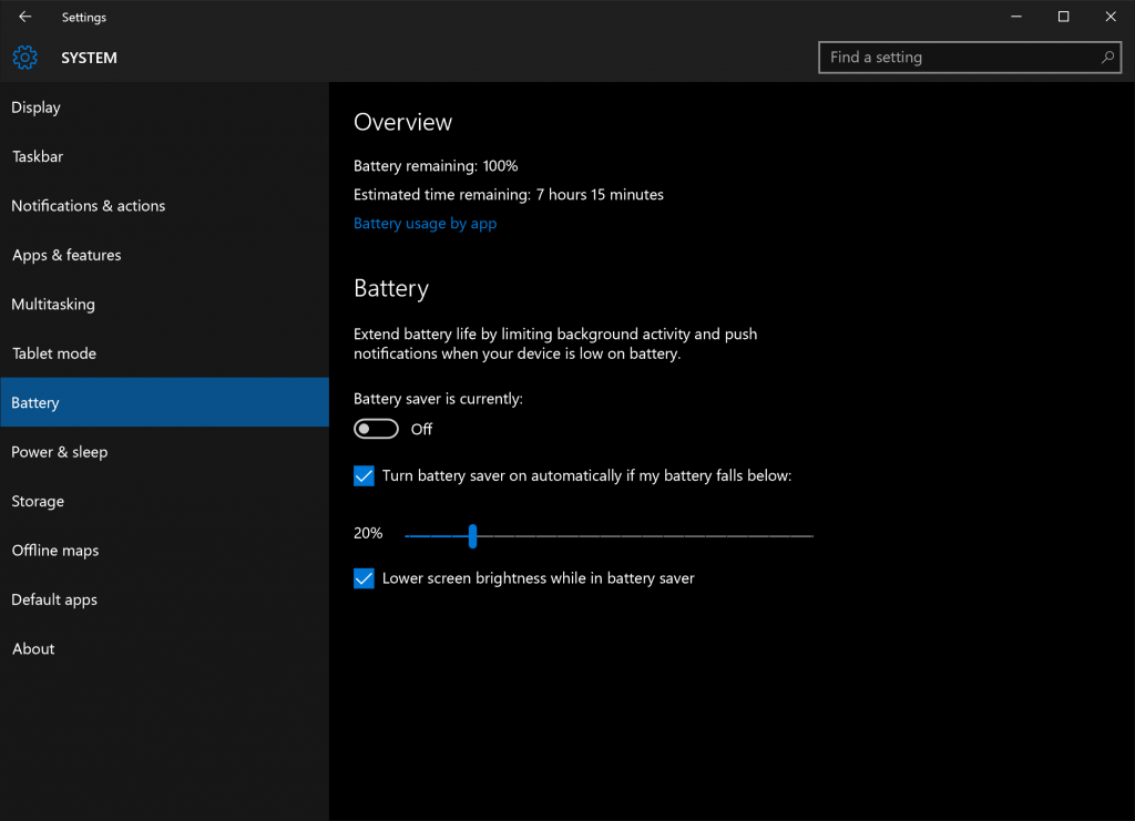 Windows 10 Insider Preview Build 14316 600 09