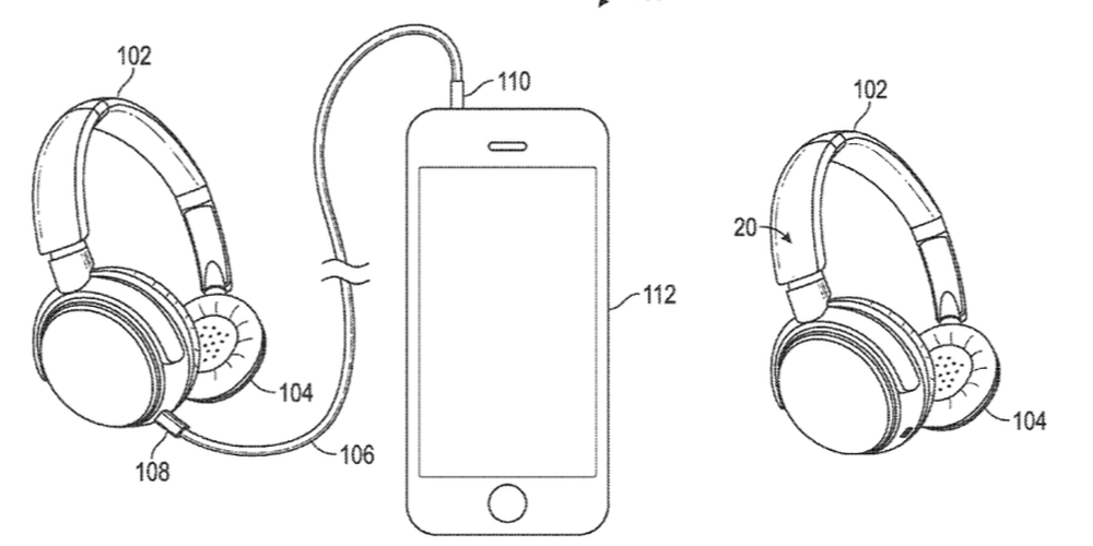 apple patent on headphones that switch smoothly between wired and wireless modes 600
