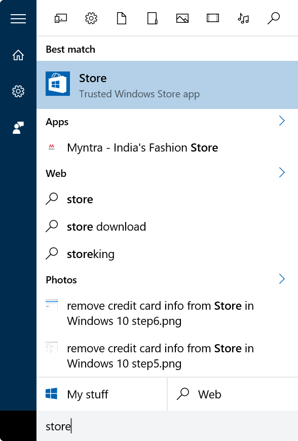 remove-cradit card-information-windows 10 (1)