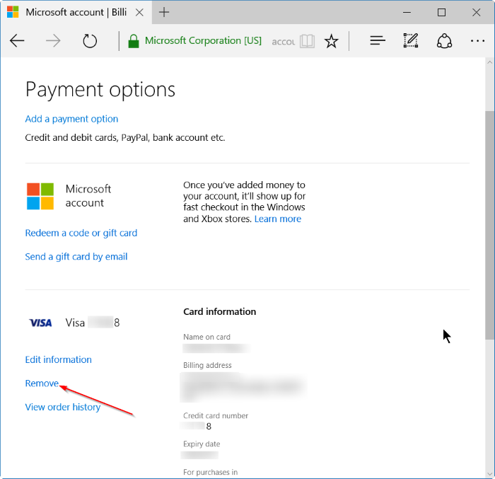 remove-cradit card-information-windows 10 (2)