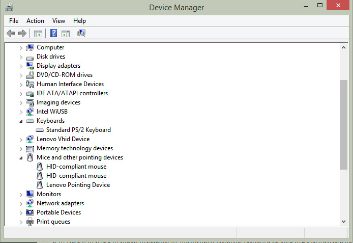 touchpad driver