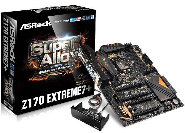 ASRock Z170 Extreme7+