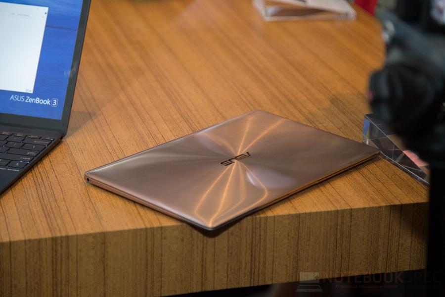 ASUS 1st Zenfone 3 Zenbook 3-3