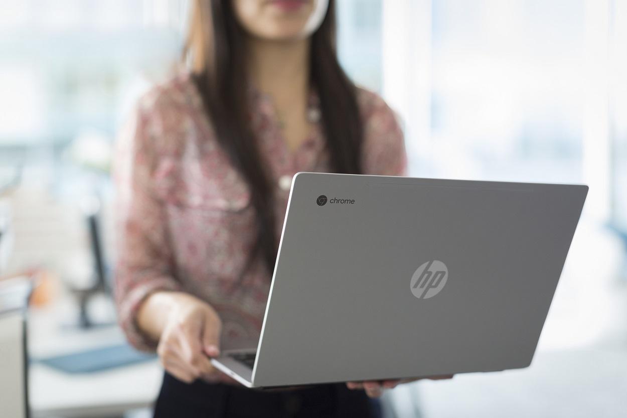 HP Chromebook 13 2016 600 02 e
