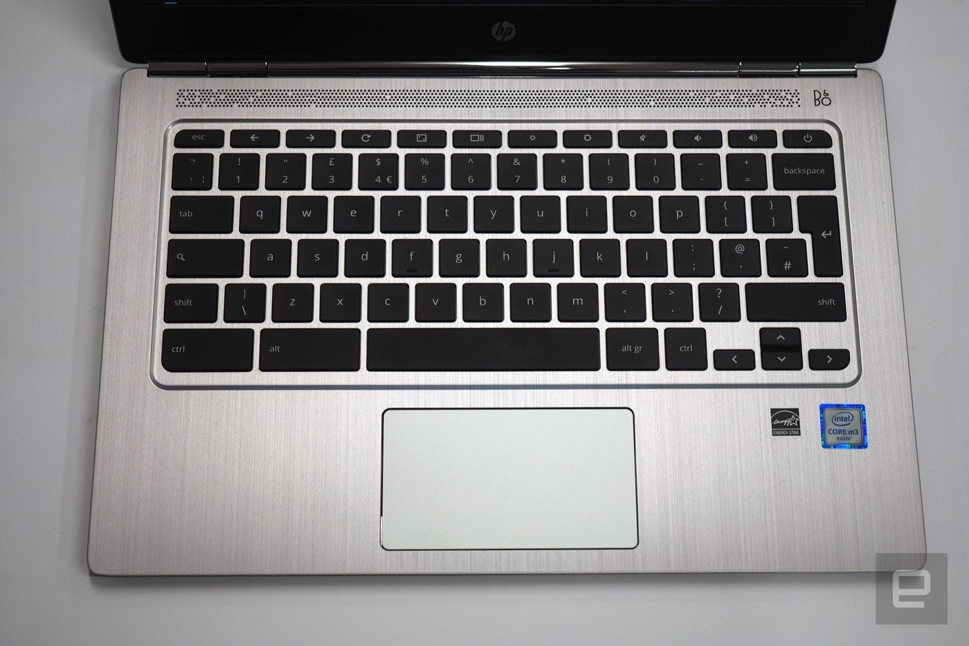 HP Chromebook 13 2016 600 07