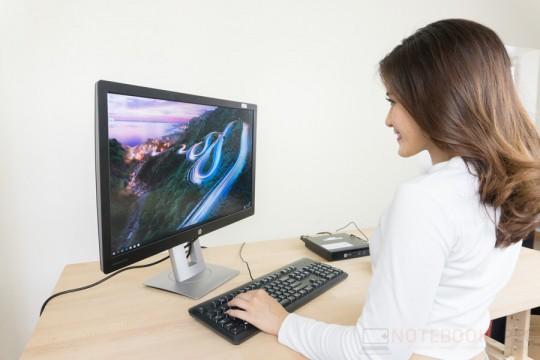 HP EliteDisplay E272q + HP ProDesk 400 G2 Review-31
