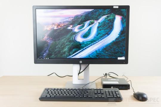 HP EliteDisplay E272q + HP ProDesk 400 G2 Review-48