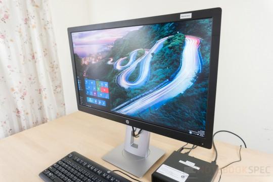 HP EliteDisplay E272q + HP ProDesk 400 G2 Review-53