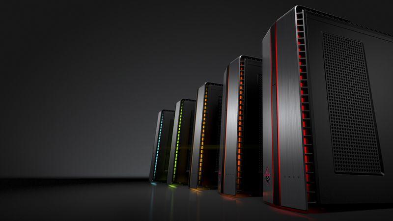 HP Omen gaming line 600 06