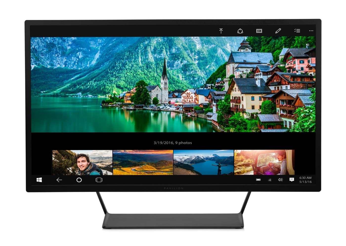 HP Pavilion Pavilion 32 Quad HD12 display 2016 600 01