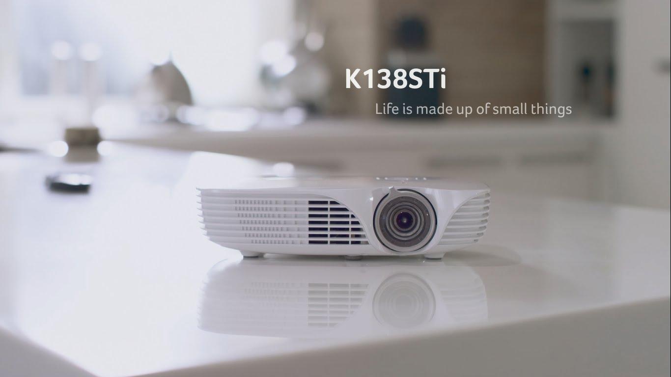 K138STi Portable Projector 600 e