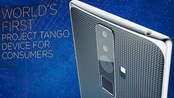 Lenovo and Google Project Tango device for consumers coming in 2016 600